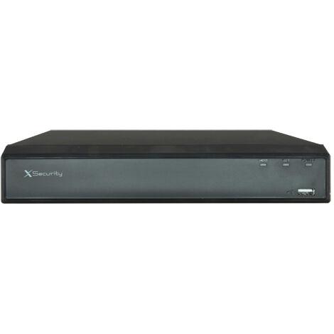 Grabador DVR 4Camaras 5n1 1080N/720P 25fps
