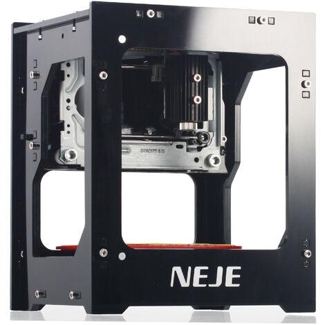Grabador laser de 3000 mW, maquina de grabado inteligente AI de 450 nm