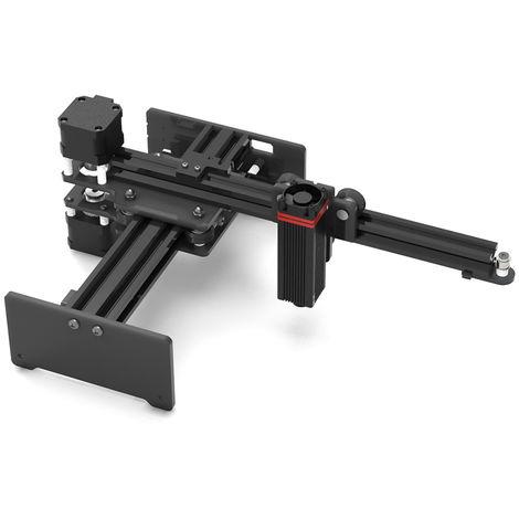 Grabador laser de escritorio de 20 W, maquina de grabado de talla