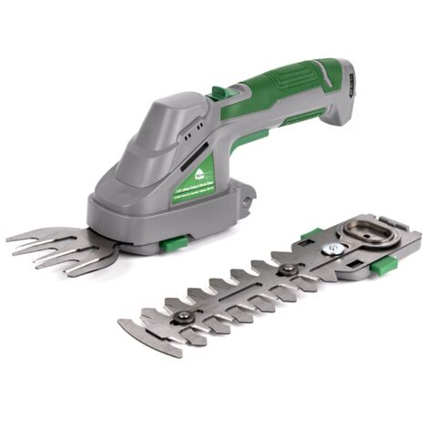 Gracious Gardens 2 IN 1 3.6V Lithium Ion Cordless Hedge Trimmer