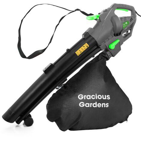 "main image of ""Gracious Gardens Leaf blower Garden Vacuum and Shredder"""