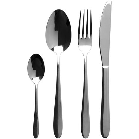 Gracy cutlery set, 16piece, stainless steel
