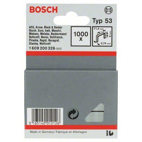 Graffe a filo fine tipo 53