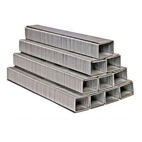 Graffette Punti Metallici Per Graffettatrice ad Aria Compressa 10000pz 12mm