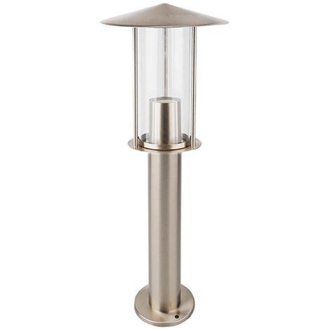 Grafner® Edelstahl Wegleuchte 12S05 Gartenlampe 50 cm