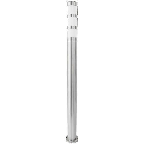 Grafner Edelstahl Wegleuchte WL10200 Gartenlampe 110 cm Einzeln