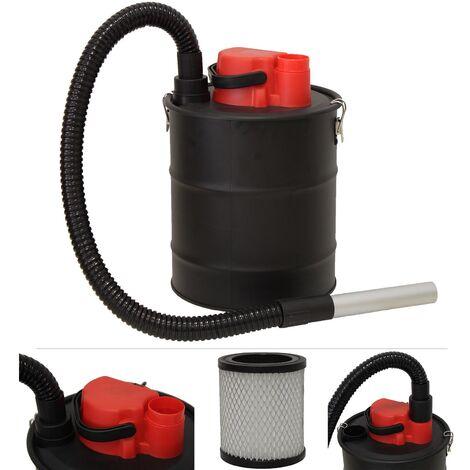 Grafner® Grill- Asche- und Kaminsauger + 1 HEPA Fein Filter Version 2.0