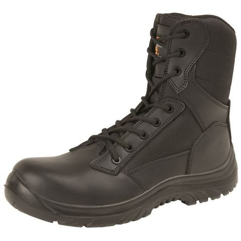 Grafters Infantry Mens Combat/Work Boot