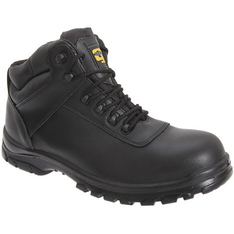 Grafters Mens Fully Composite Non-Metal Safety Hiker Type Boots