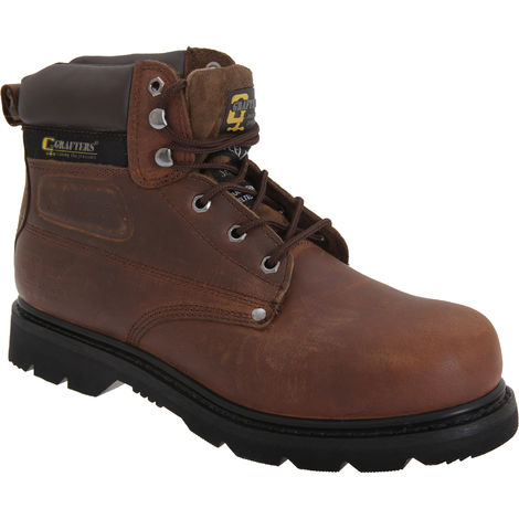 Grafters Mens Gladiator Safety Boots