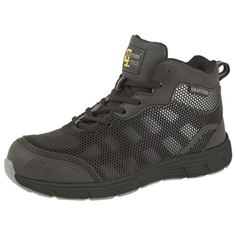 Grafters Mens Safety Trainer Boots