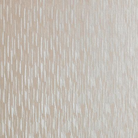 Graham & Brown Wallpaper Silken Stria Cream Shimmer 32-908