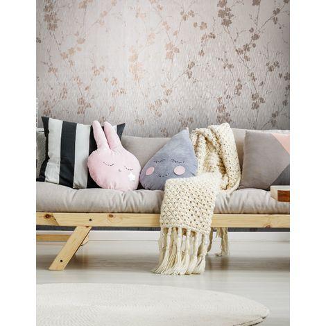 Graham & Brown Wallpaper Theia Blossom Blush 106598