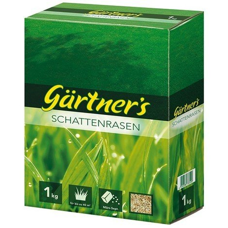 Graine gazon spécial zone ombragée 1 kg, FS Gartners