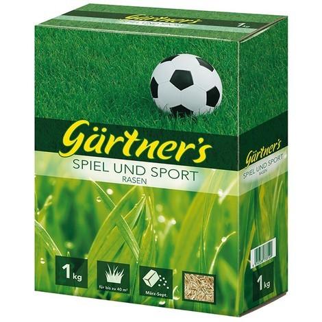 Graine pelouse sport 2 kg, FS Gartners