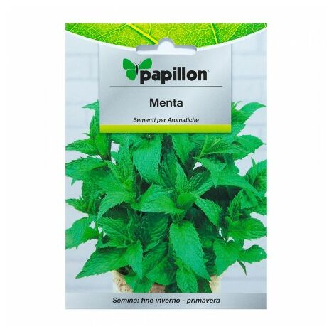 Graines aromatiques menthe (0,3 grammes) horticulture, horticola, graines verger.