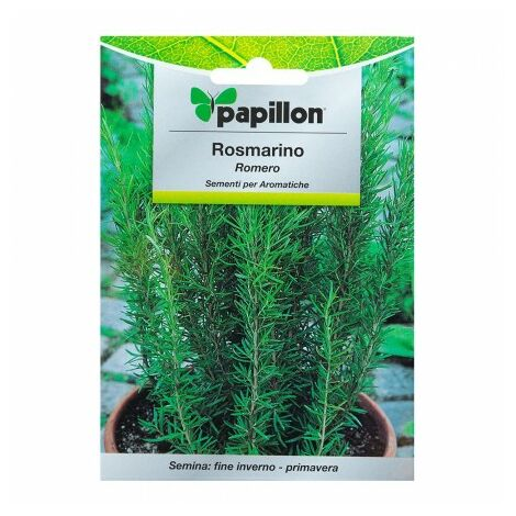 Graines aromatiques romero (0,1 grammes) horticulture, horticola, graines verger.