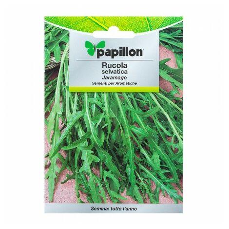 Graines aromatiques rucula selvatica (2,5 grammes) horticulture, horticola, graines verger.