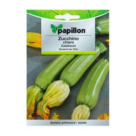 Graines calabacin claro (5 grammes) graines légumes, horticulture, horticola, graines verger.