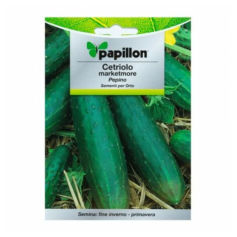 Graines de concombre marketmore (5 grammes) graines légumes, horticulture, horticola, graines verger.