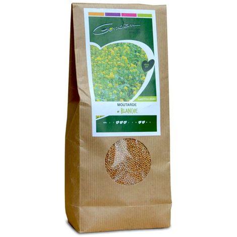 """main image of """"Graines de moutarde blanche, engrais vert mellifère. 500 g"""""""
