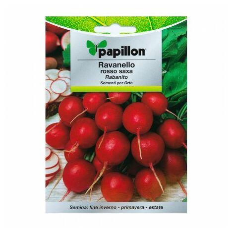 Graines rabano rojo temprano (8 grammes) graines légumes, horticulture, horticola, graines verger.