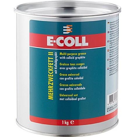Graisse à usages multiples, graphitée, Modèle : Pot de 1 kg (Par 10)