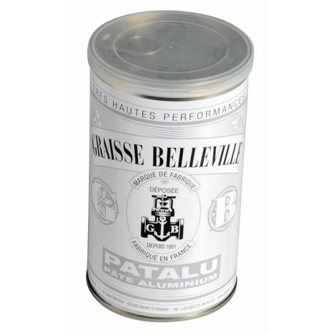 Graisse Belleville PATALU - 700gr - GRAISSEBELLEVILLE : PATB070