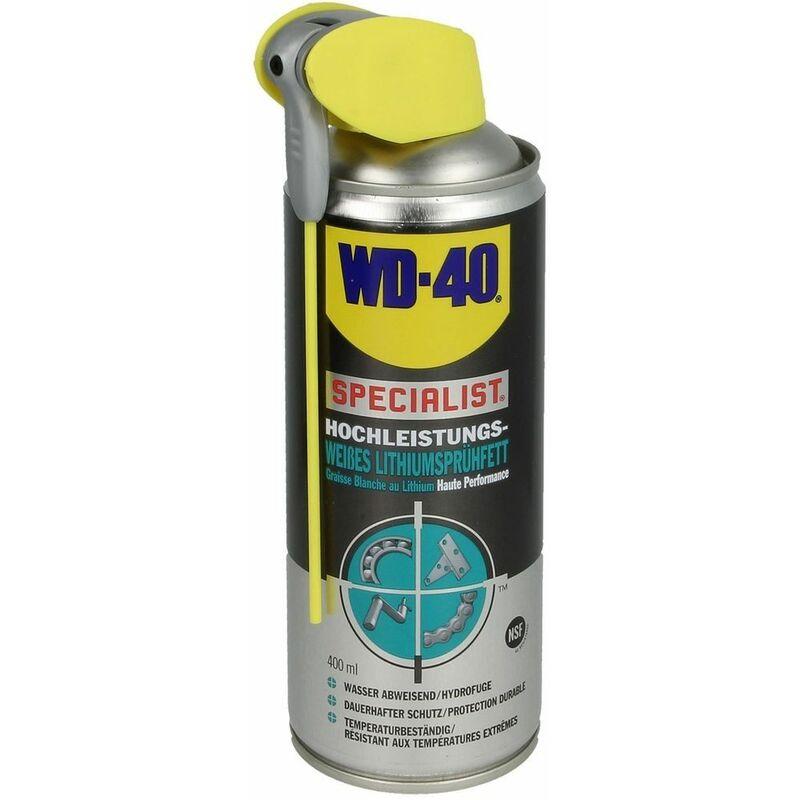Graisse au lithium haute performance WD-40 Specialist 400 ml