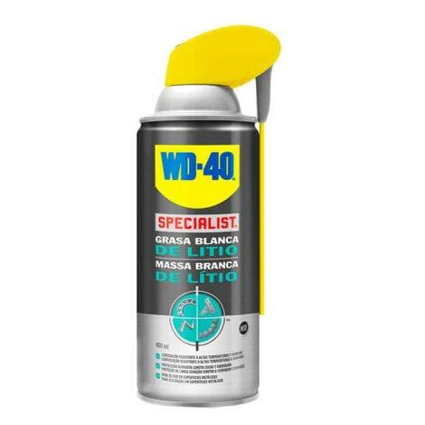 Graisse Blanche au Lithium WD40 spray 400ml