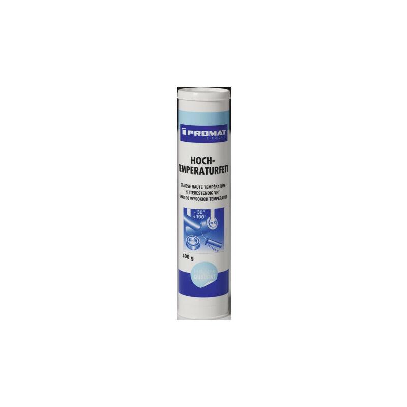 Graisse haute température claire 400 g cartouche PROMAT CHEMICALS (Par 12)