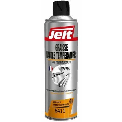 Graisse haute temperature jusqu'à 1200° - jelt - aerosol 650ml