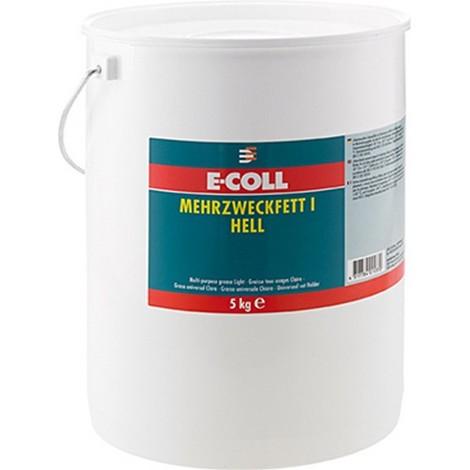 Graisse multi-usages claire, Modèle : Seau de 5 kg