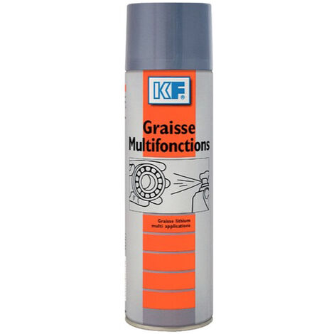 Graisse multifonctions lithium 400ml KF Industrie