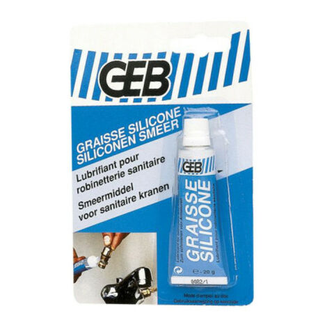 "main image of ""Graisse silicone tube GEB - 20 g - 905006"""