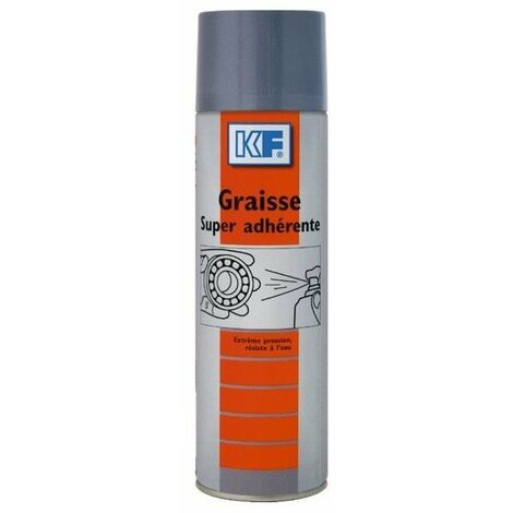 Graisse super adherente - extreme pression - aerosol 650 ml