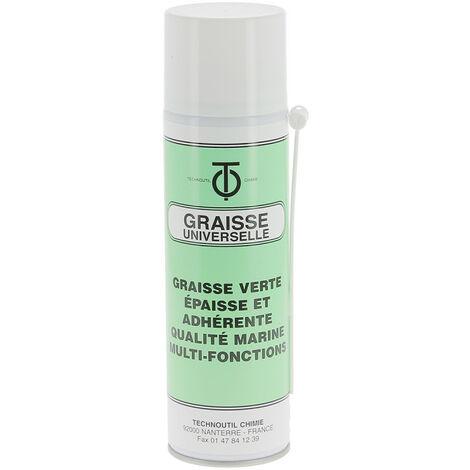 Graisse verte épaisse multi-usages qualité marine 60390 pour Outillage