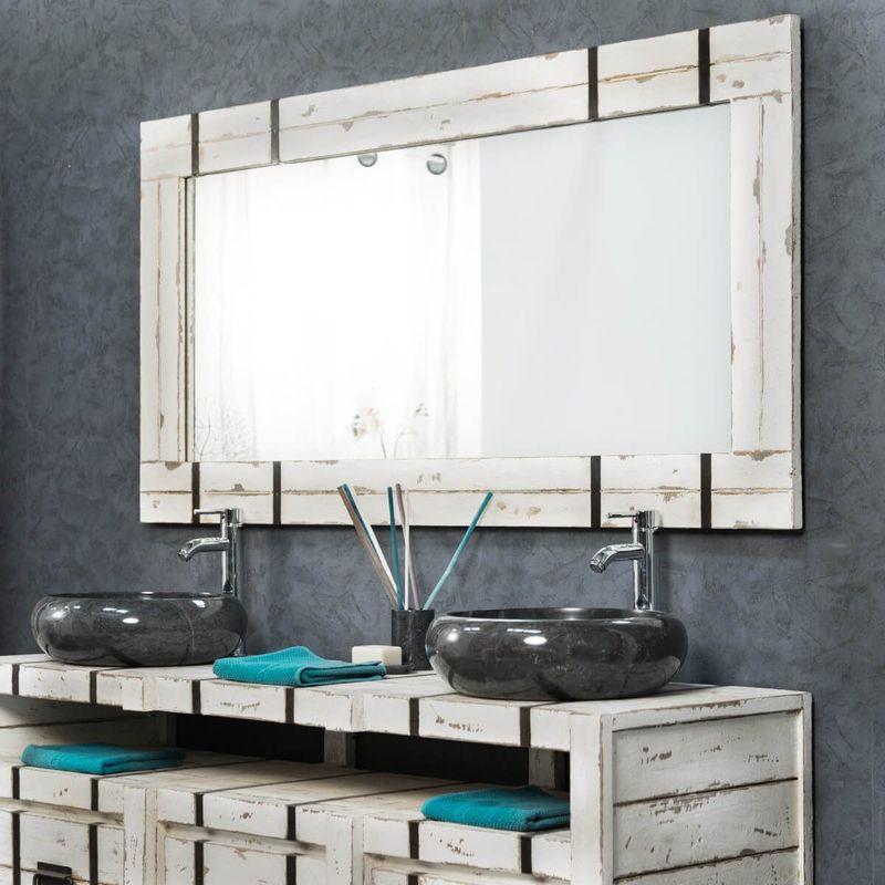 grand miroir de salle de bain loft 160x80 2048. Black Bedroom Furniture Sets. Home Design Ideas