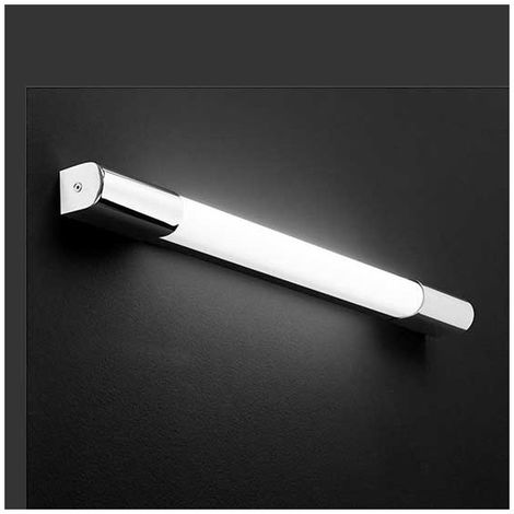 Grand neon applique salle de bain LED Rhode Island 40 W