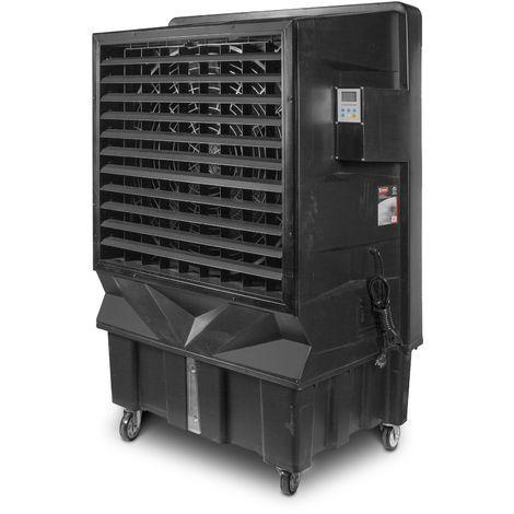 Grand ventilateur rafraichisseur d'air pro 15000 m³/h MW-Tools BVK1800