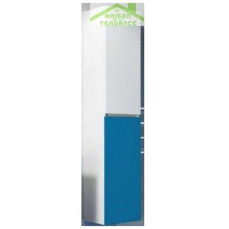 Grande armoire de douche CAMBIO COMODO 35x32x H 171,5 cm