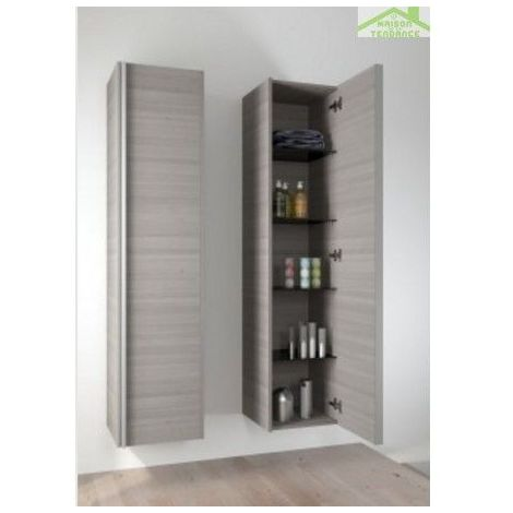 Grande armoire de douche RIHO ANDORA 50x35x137,4 cm