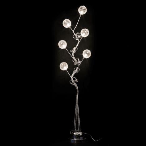 Lampe Grande Led Aluminium Grande Lampe Lydia 8wOn0PkX