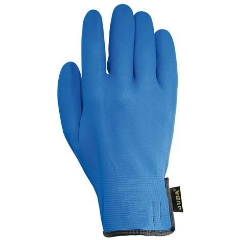 Granel guante 5115/ 8 azul nitrilo foan