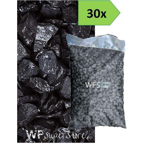 Graniglia Di Marmo Nero.Graniglia Di Marmo Nero Ebano 9 12mm