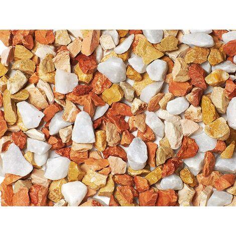 Graniglia, granulato per giardino, Riviera 8-16 mm