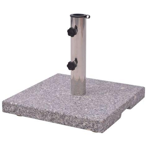 "main image of ""Granite Parasol Base Umbrella Holder 20kg - Multicolour"""