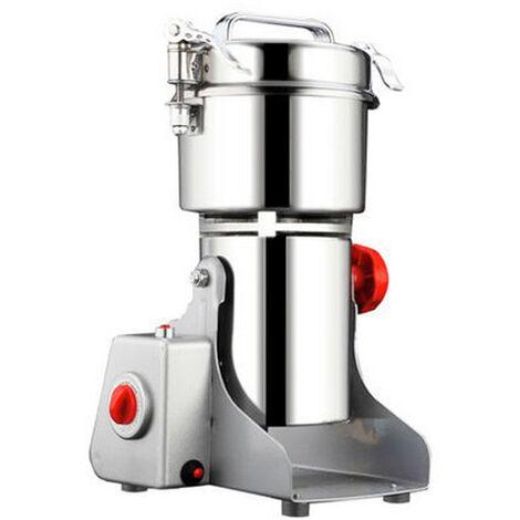 Granos electricos Especias Cereales Cafe Molino de alimentos secos Rectificadoras