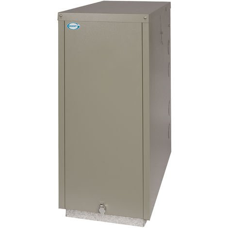 "main image of ""Grant Vortex Blue External Floor Standing Regular Oil Boiler Only Erp 26 kW"""