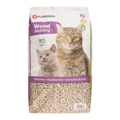 Granulés de bois pour litière Sac 15 kg